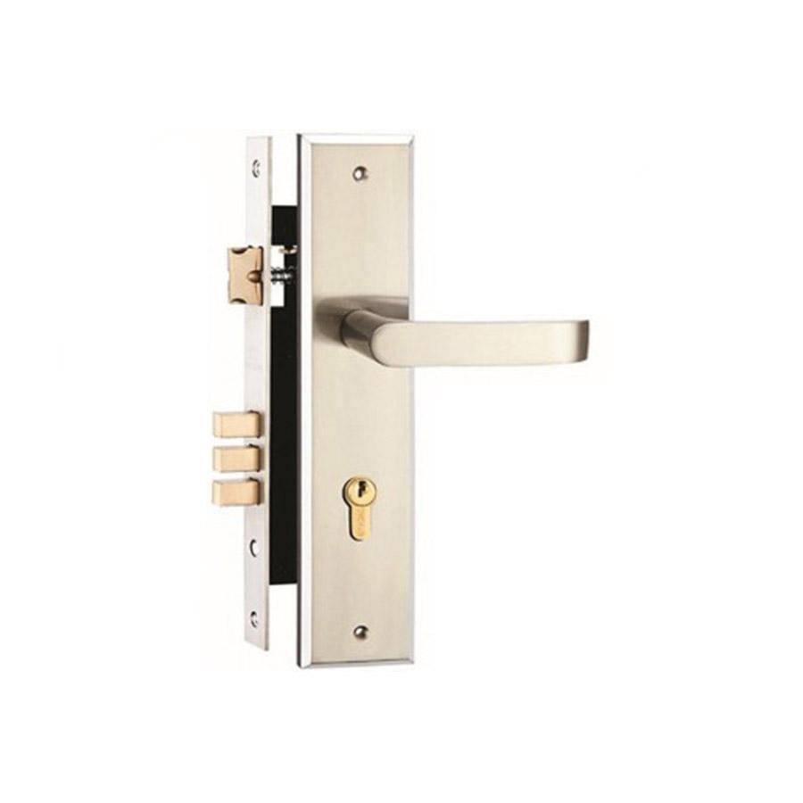 Khóa tay gạt Huy Hoàng EX-8510 đại