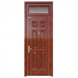 Cửa thép vân gỗ KG-1.04-1NC