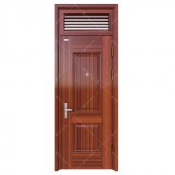 Cửa thép vân gỗ KG-1.06-1NC